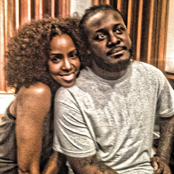 Kelly Rowland & T-Pain Kick It In Australia | MsChindah Blogspot Com