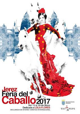Jerez de la Frontera - Feria del Caballo 2017 - Sergio Martínez Cabeza