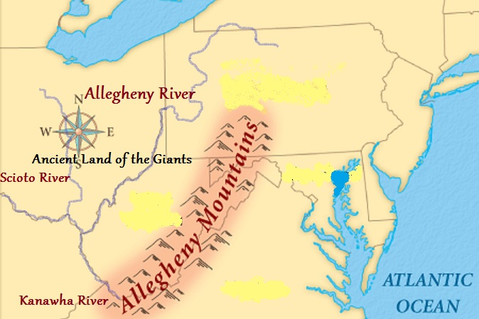 The Encyclopedia of Ancient Giants (Nephilim) in North ...