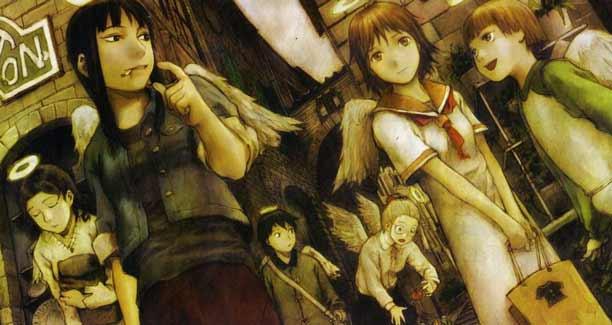 Daftar Rekomendasi Anime Sedih Terbaik - Haibane Renmei