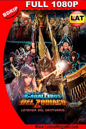 Los Caballeros del Zodíaco: La Leyenda del Santuario (2014) Latino FULL HD BDRIP 1080P ()