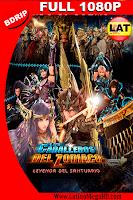 Los Caballeros del Zodíaco: La Leyenda del Santuario (2014) Latino FULL HD BDRIP 1080P - 2014