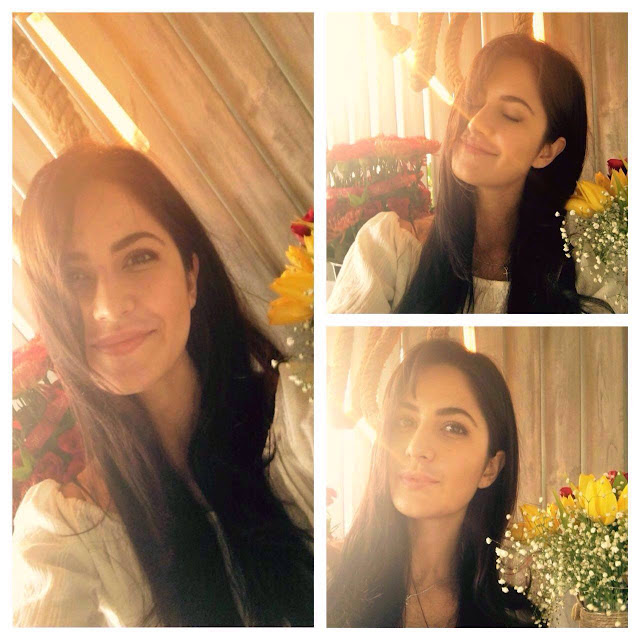 Katrina Kaif Shares Beautiful Pictures on Instagram