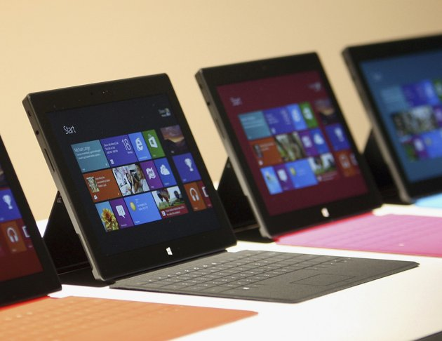 "Microsoft Surface Tablet Codenamed ""Metro"" Launched"