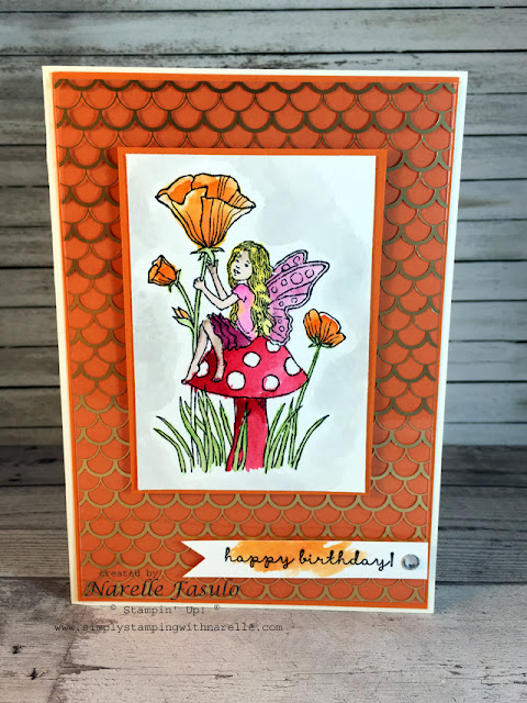 Fairy Celebration - Fabulous Foil Designer Acetate - Narelle Fasulo - Simply Stamping with Narelle - available here - http://www3.stampinup.com/ECWeb/default.aspx?dbwsdemoid=4008228