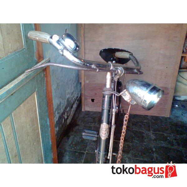 Jual sepeda onthel antik kuno kudus pati jepara demak