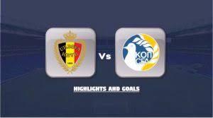 مباشر مشاهدة مباراة بلجيكا وقبرص بث مباشر 24-3-2019 تصفيات المؤهله ليورو 2020 يوتيوب بدون تقطيع