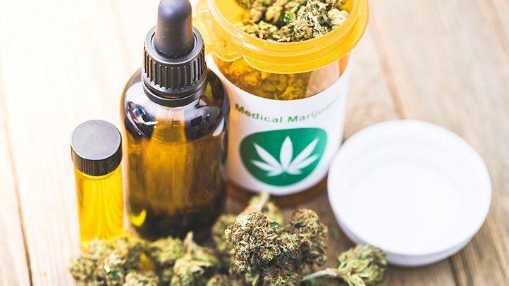 Substancja aktywna marihuany (THC) skuteczna w leczeniu bezdechu sennego