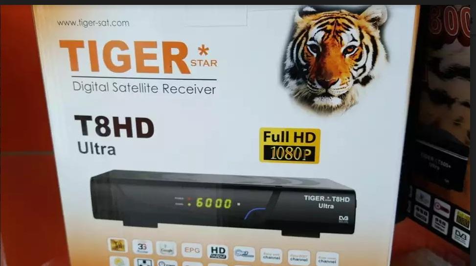 Tiger hd receiver