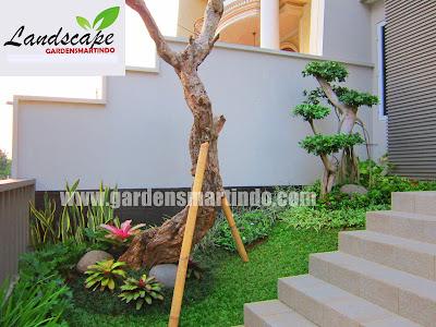 Jasa Tukang Pembuatan Taman Sidoarjo