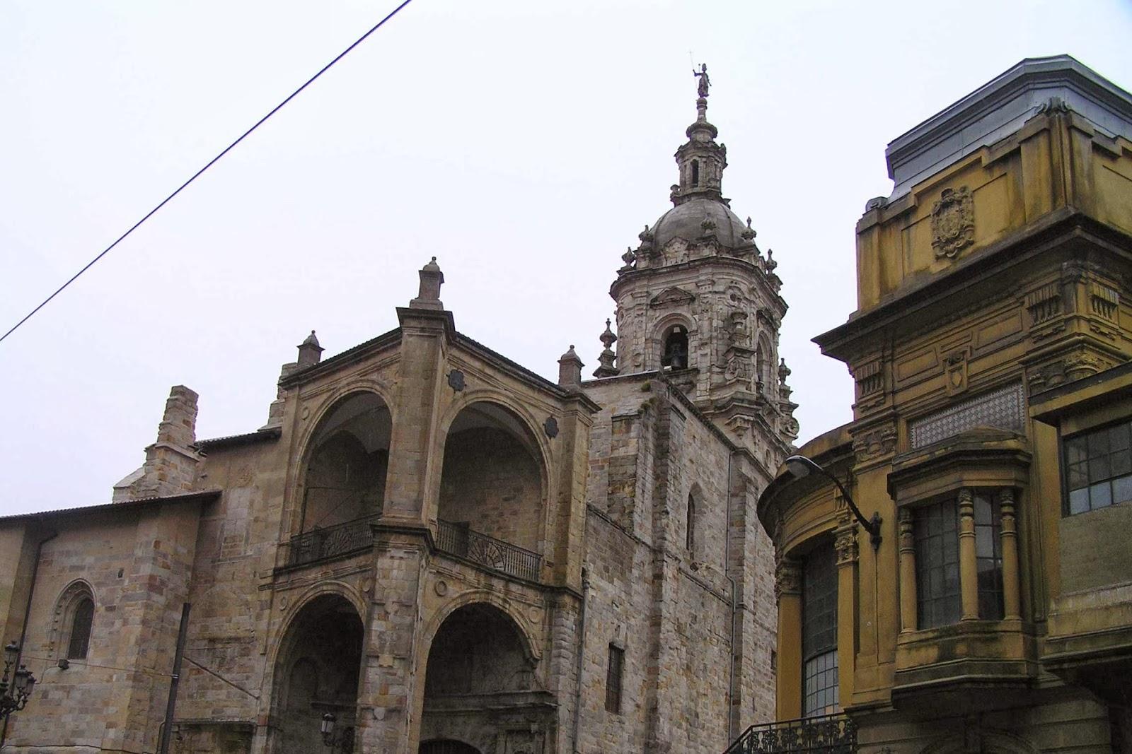 La iglesia de San Antón.