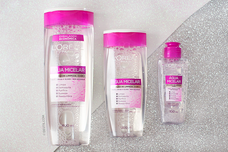 Água Micelar (Demaquilante) - L'Oréal
