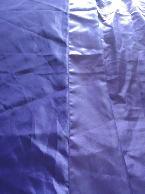 Satin Solid Colored Sheet Set