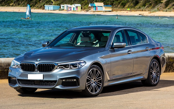 BMW 530i M Package
