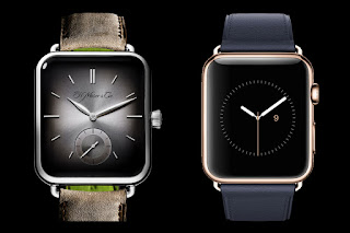 H. MOSER & CIE'den akılsız Apple Watch