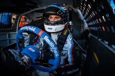 Aric Almirola to Return to No. 43 Smithfield Ford at New Hampshire Motor Speedway #NASCAR