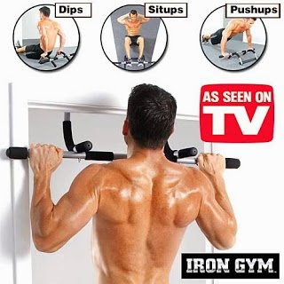 Xà đơn đa năng Iron Gym giá rẻ Kim Thành