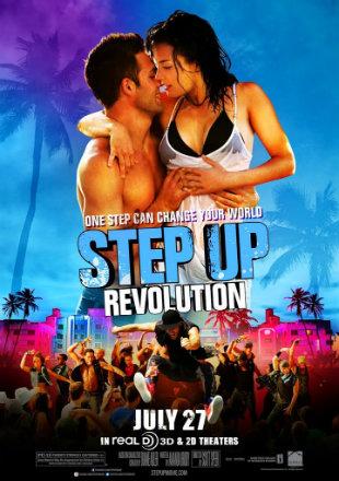 Step Up Revolution 2012 Dual Audio BRRip 720p Download