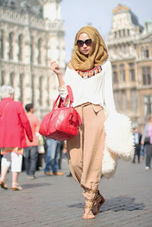 Baju Muslim Remaja