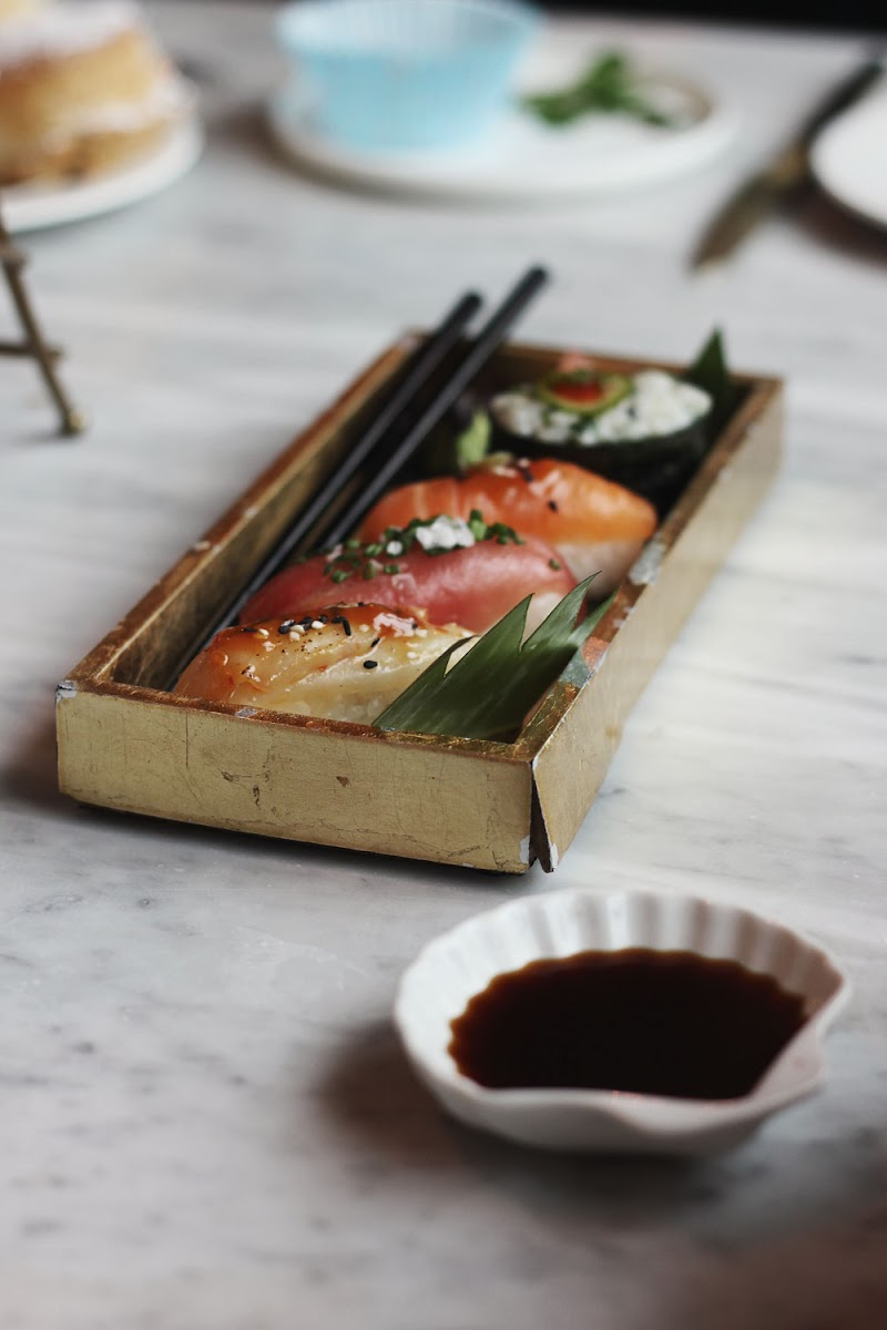 Menagerie Manchester sushi | It's Cohen Blog