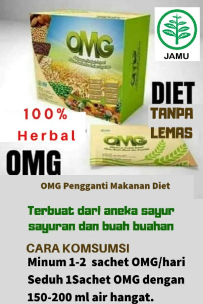 Distributor penjual dan agen OMG makanan pengganti diet dari HWIHWI di Gresik, Surabaya dan Sidoarjo siap antar  Cod dan kirim keseluruh Indonesia