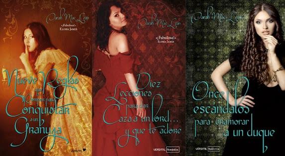 Serie de libros recomendados para leer y divertirte