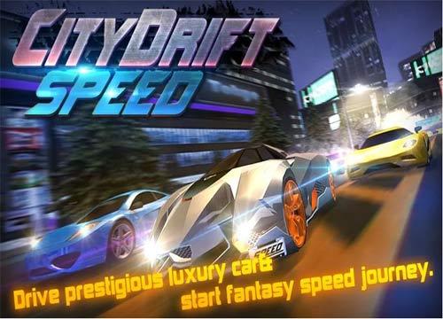 تحميل لعبة السيارات الجديدة Speed Car Drift Racing للاندريد