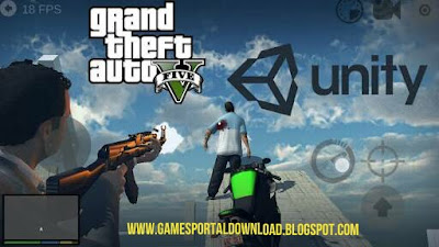 GTA 5 Unity Apk Android Free Download