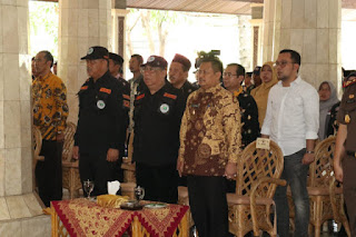Plt Bupati Indramayu Lantik FORKORGAKI Periode 2018-2023