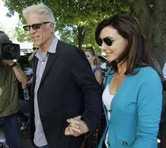 Ted+Danson+y+esposa