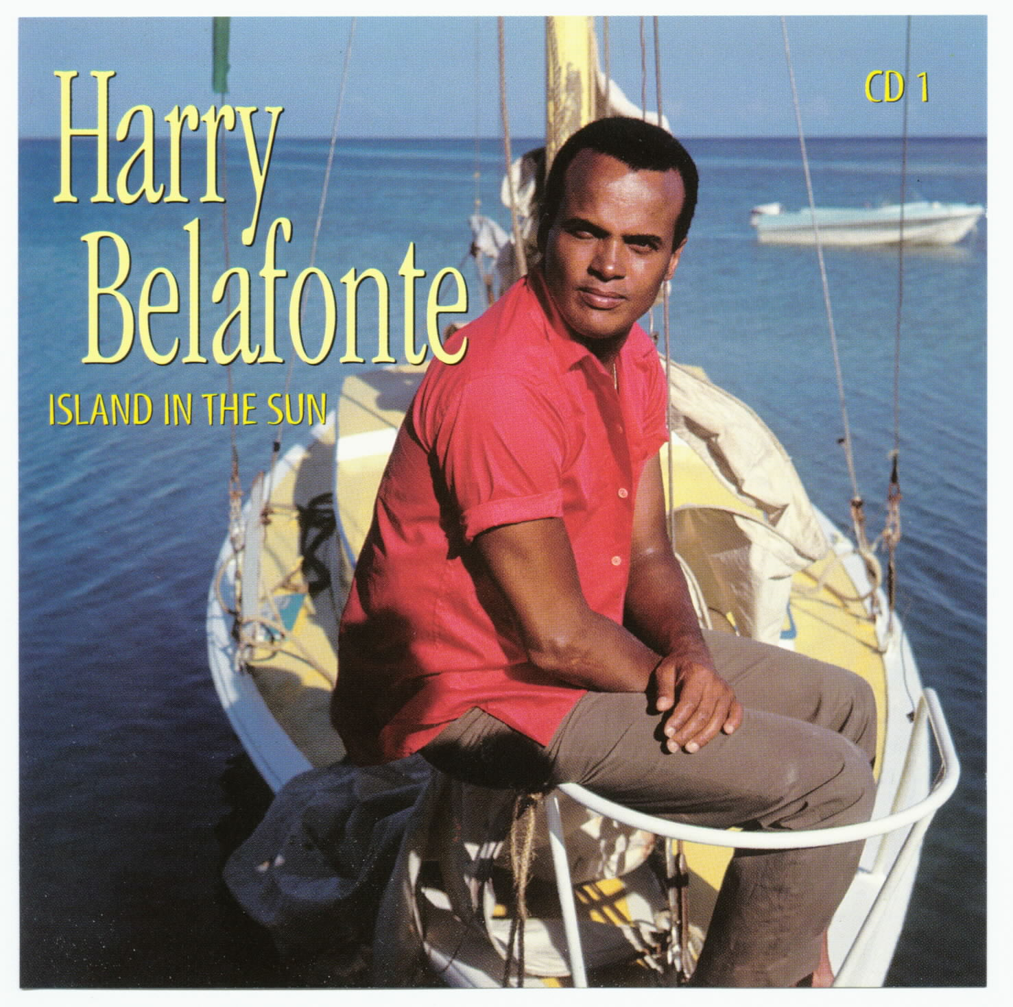 Cocktail Lounge: Harry Belafonte - Island in the Sun