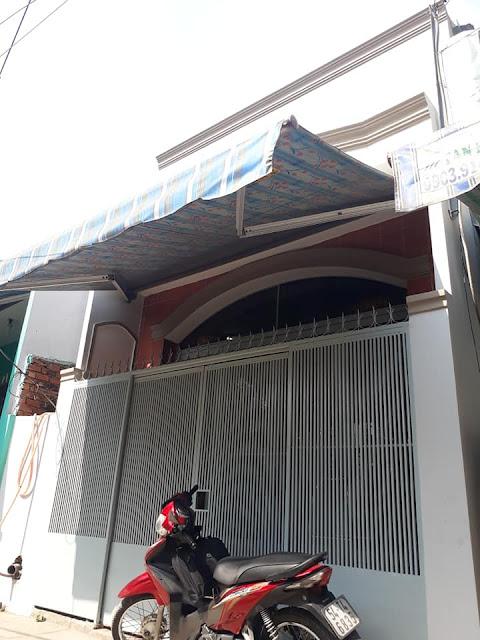Bán nhà hẻm đường Cao Lỗ phường 4 Quận 8 giá rẻ