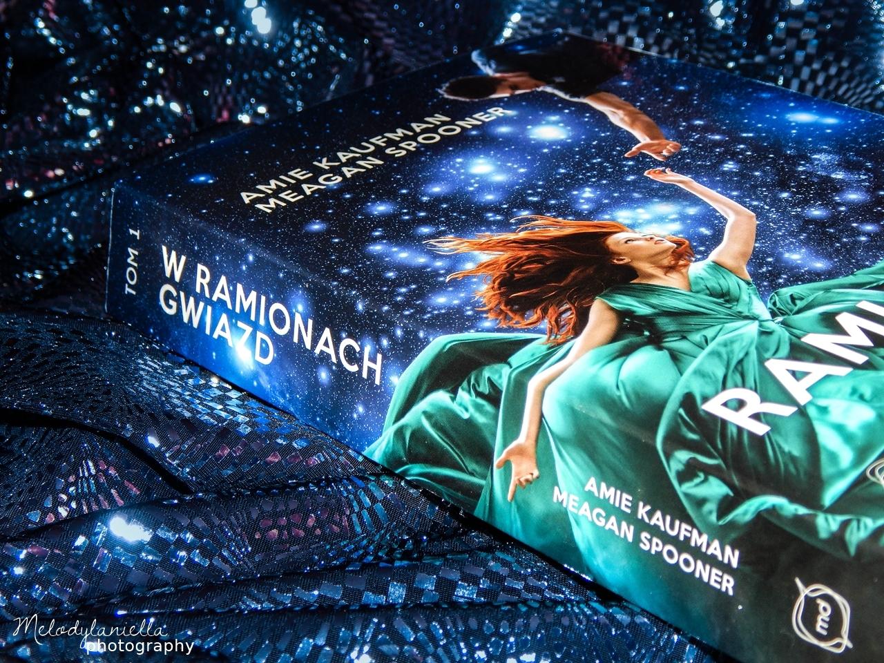 these broken stars w ramionach gwiazd book ksiazka kaufman spooner