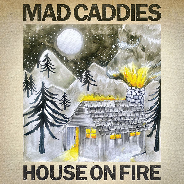 "Mad Caddies stream new song ""Waiting For the Real Thing"""
