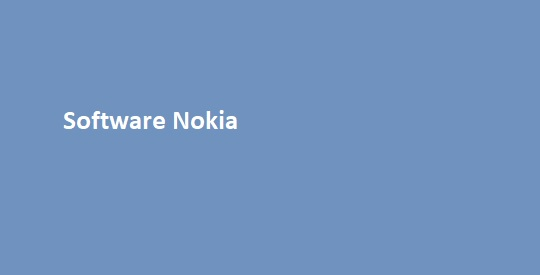 Software Nokia