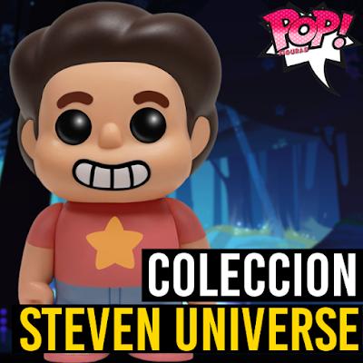 Lista de figuras funko pop de Funko POP Steven Universe
