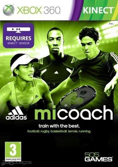 Adidas Micoach Xbox 360 NTSC Español Descargar 2012 2 DVD9