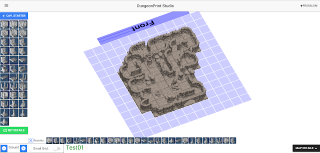 DungeonPrint Studios Example Map
