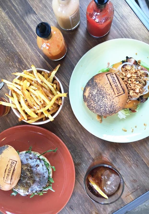 Timesburg, una de las mejores hamburgueserías de Madrid