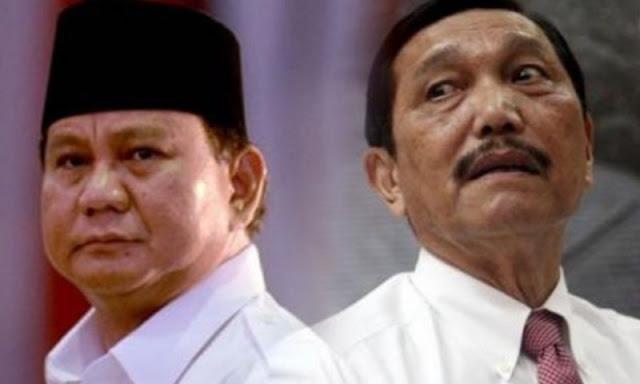 Cakra 19, Tim Senyap Luhut Panjaitan, Tendang Gatot Nurmantyo, Prabowo Tunggu Giliran?