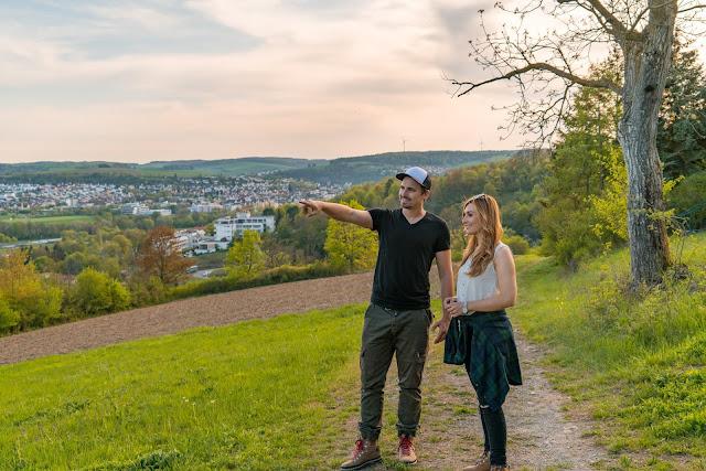 LT 17 Kur und Wein | Wandern in Bad Mergentheim | Liebliches Taubertal Weinlehrpfad Markelsheim | Wanderung um Bad Mergentheim 07
