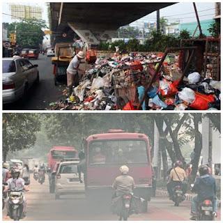 Macam-macam pencemaran lingkungan dan cara mengatasinya