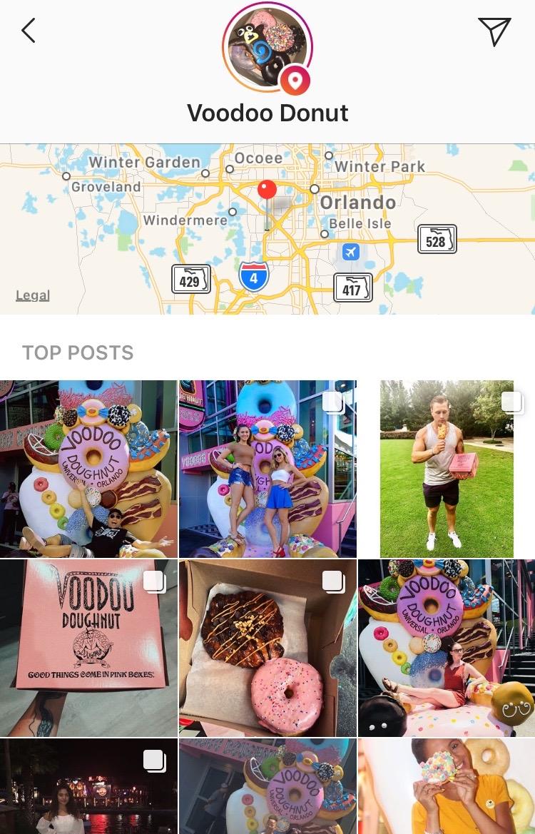 Next Time I Visit Orlando, FL