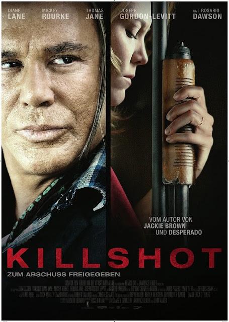 Killshot (2008) ταινιες online seires oipeirates greek subs