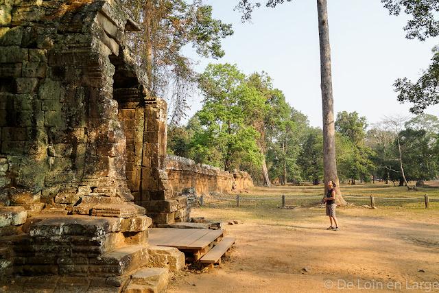 Banteay Kdei - Angkor - Cambodge
