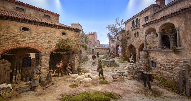 El mayor museo de Belenes del mundo, a solo 10 minutos de Antequera