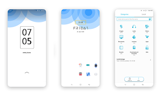 RIM White Theme For EMUI 4/4.1