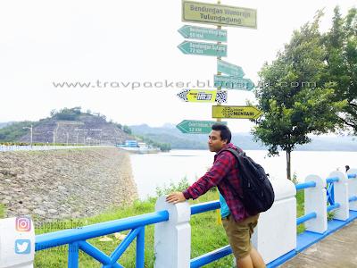 Bendungan wonorejo kabupaten tulungagung