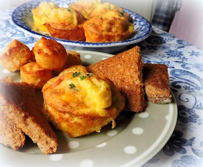 Breakfast Omelet Cups