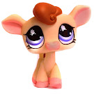 Littlest Pet Shop Dioramas Cow (#918) Pet